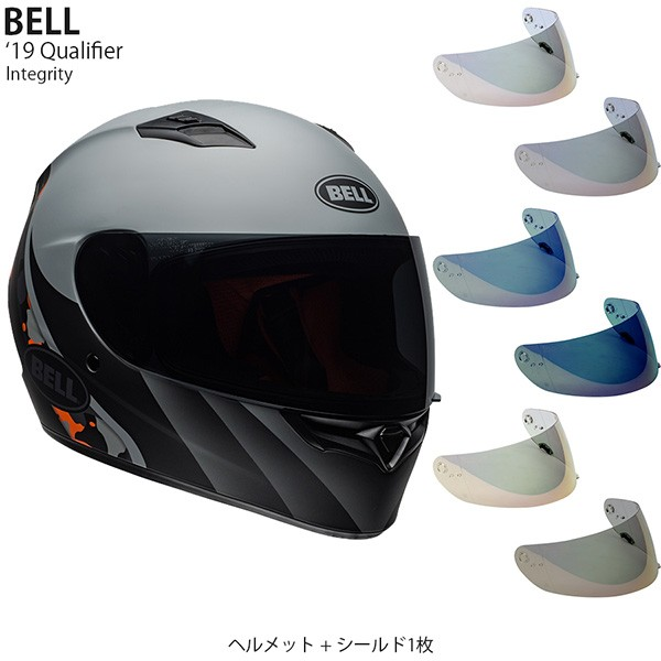 BELL 2点セット Qualifier 2019年 最新モデル Int...