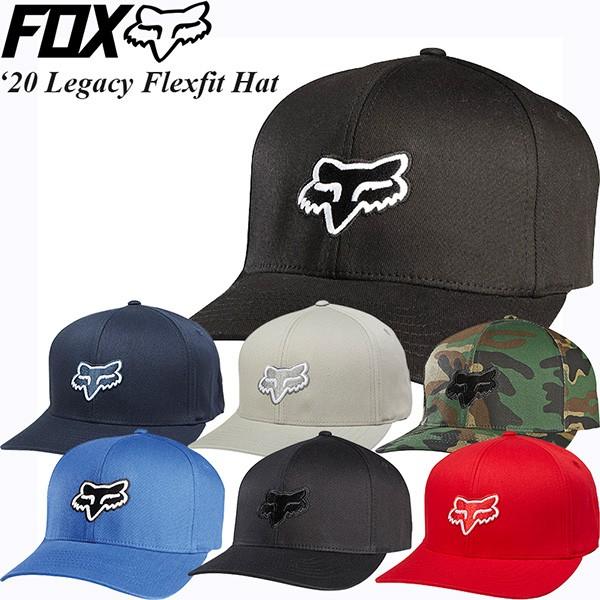 Fox Mens Number 2 Flexfit Hat