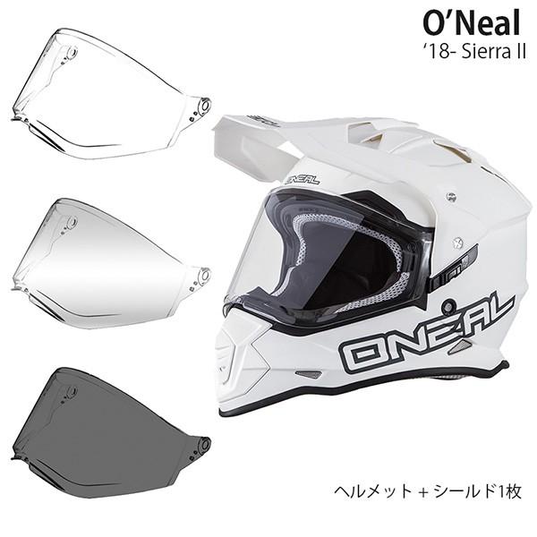 O'Neal 2点セット Sierra II 18-19年 現行モデル ...
