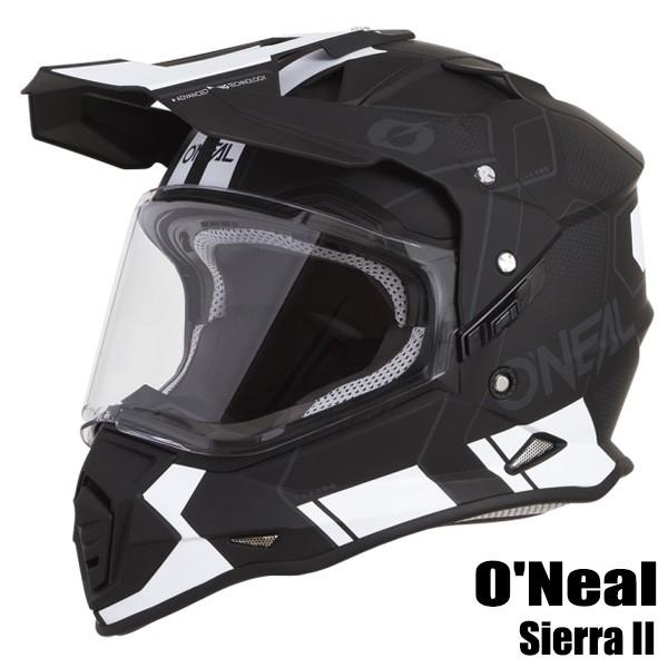 オニール オフロード ヘルメット Sierra II 2019...