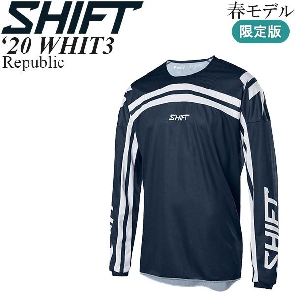 Shift オフロードジャージ 限定版 WHIT3 2020年 ...