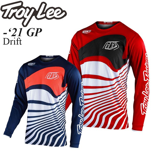 Troy Lee オフロードジャージ GP 2021年 モデル D...
