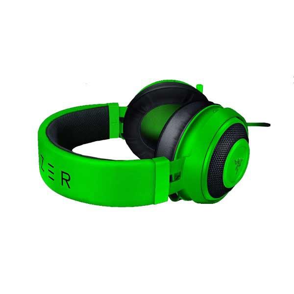 【Gaming Goods】Razer Kraken Green RZ04-028302...