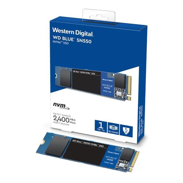 Western Digital WDS100T2B0C 1TB WD Blue SN550 ...