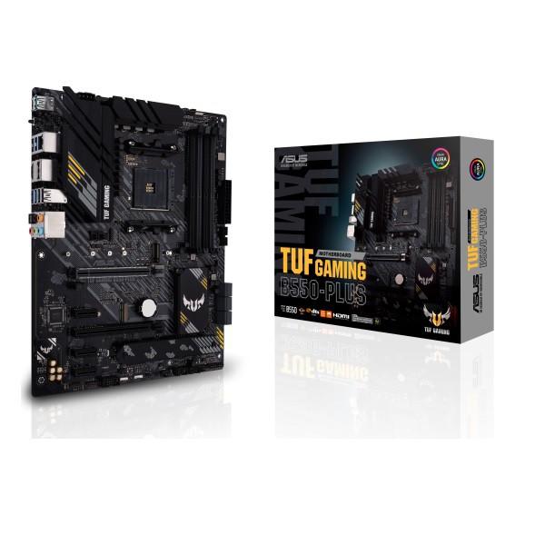 ASUS TUF GAMING B550-PLUS AMD B550チップセット...
