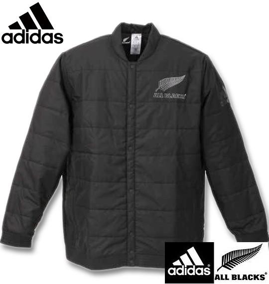 大きいサイズ adidas All Blacks サポータージャ...