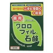 【医薬部外品】薬用 クロロフィル石鹸 復刻版 ...