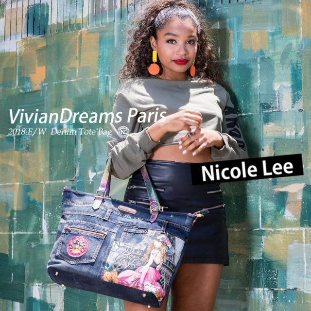 2019NICOLE LEE ニコールリー JS13057 Vivian Dea...