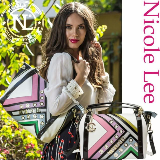 NICOLE LEE ニコールリー P11816 NL BAG ニコルリ...