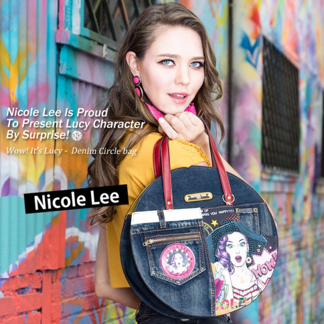 2018 F/W 秋冬新作!NICOLE LEE ニコールリー JS1...