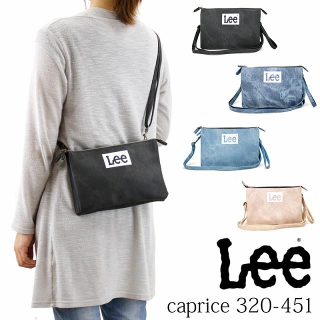 Lee(リー) caprice(カプリス) ショルダーバッグ ...