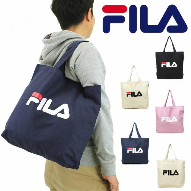 FILA(フィラ) ストレイ トートバッグ B4 7575 メ...