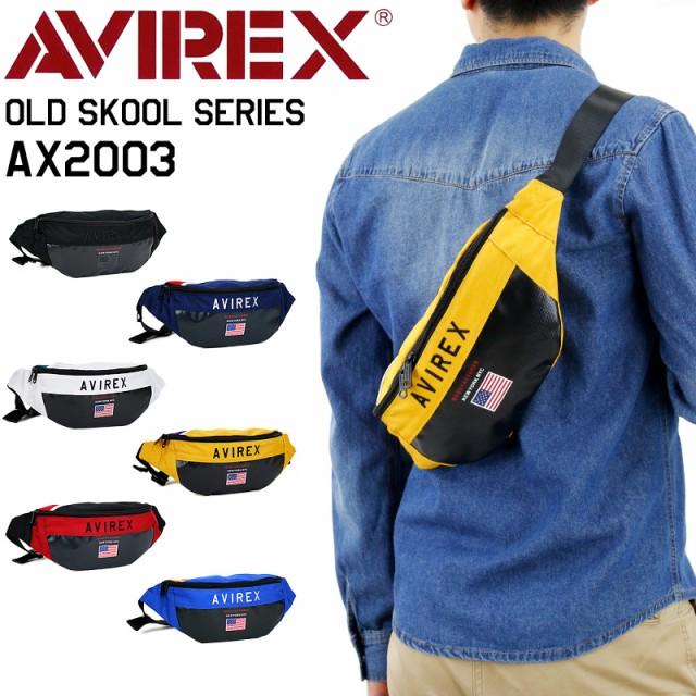 AVIREX(アヴィレックス) OLD SKOOL(オールドスク...