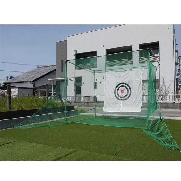 南栄工業 ゴルフターゲット 返球・大型据置式GT...