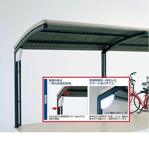四国化成 サイクルポート SSR オープンタイプ ...