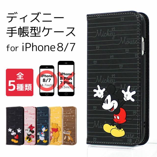 [ディズニー iPhone8 iPhone7 スタンディングカー...