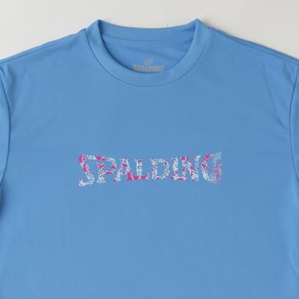 バスケ スポルディング Tシャツ-4HER SAX/5200 XX...