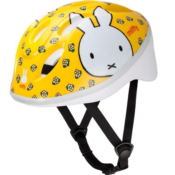 YB-3032 IDキッズヘルメット XS (ミッフィー) 6...
