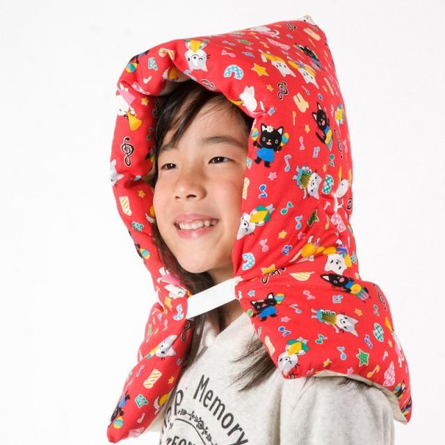 防災頭巾子供用柄は色々あります...