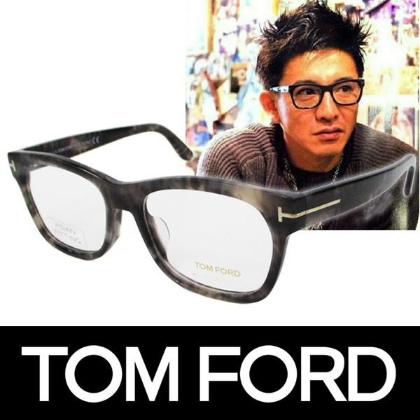 TOM FORD トムフォード だてめがね 眼鏡 伊達メガ...