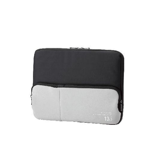エレコム(ELECOM) ポケット付きPCインナーバッグ ...