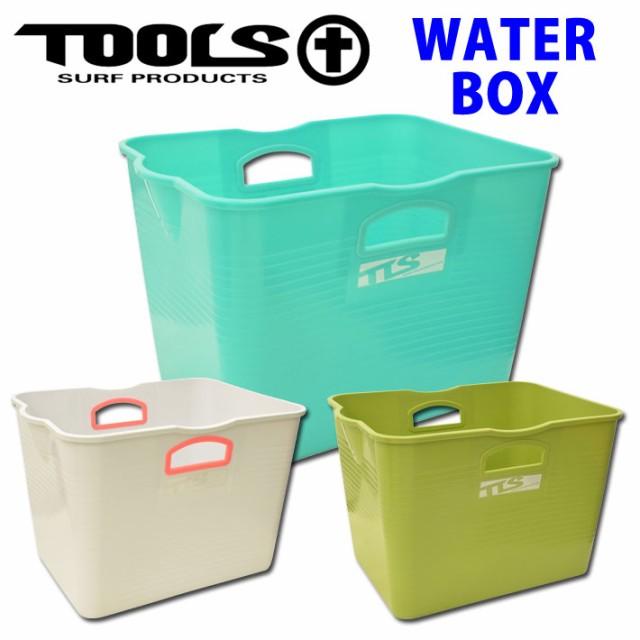 TOOLS ツールス WATER BOX ウォーターボックス フ...