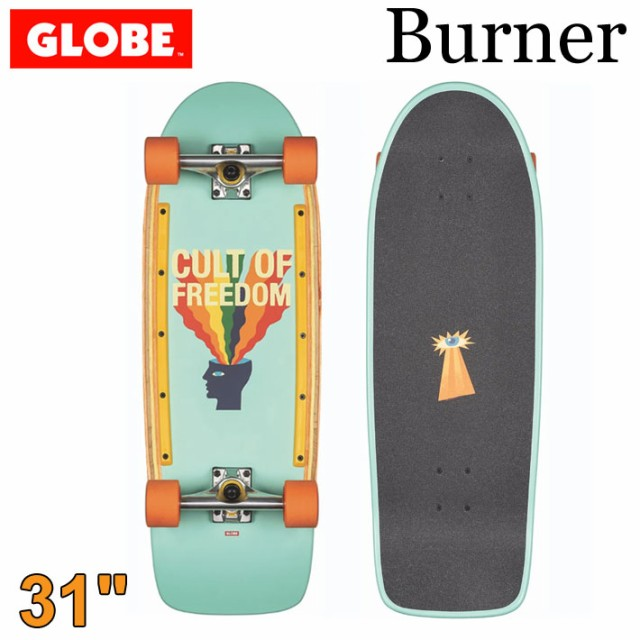 GLOBE スケートボード グローブ Burner [2] 31イ...