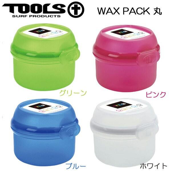 TOOLS ツールス ワックスケース WAX PACK 丸 ワッ...