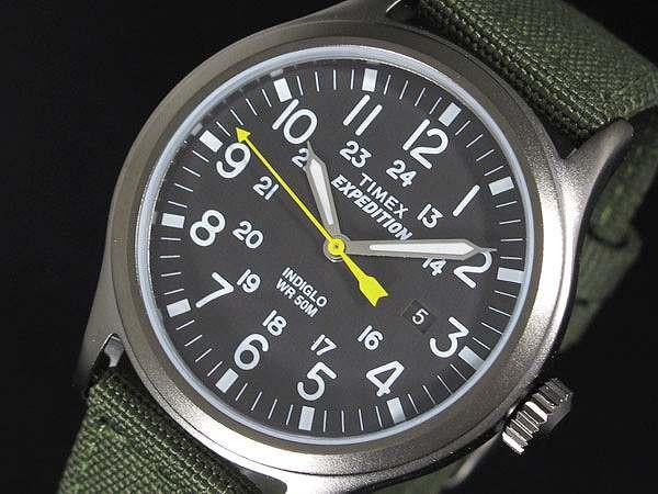 腕時計 メンズ タイメックス TIMEX SCOUT METAL ...