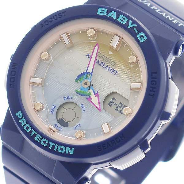 腕時計 レディース カシオ CASIO ベビーG アクア...