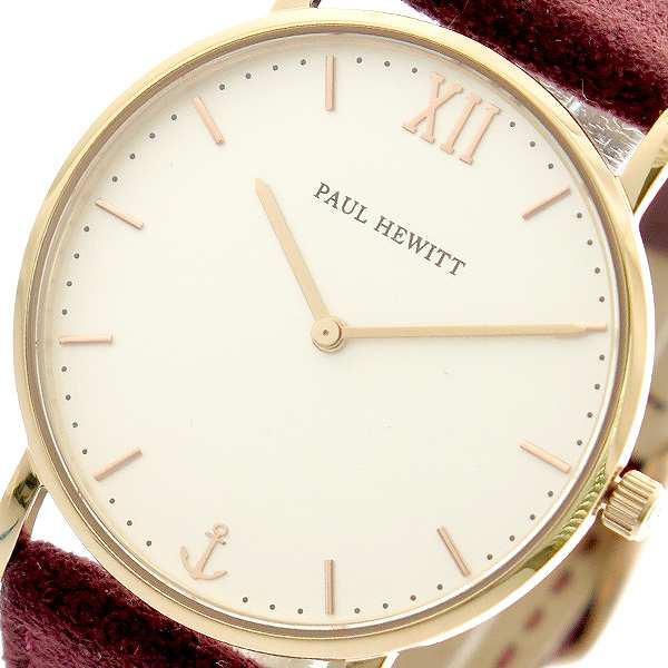 腕時計 ユニセックス ポールヒューイット PAUL HE...