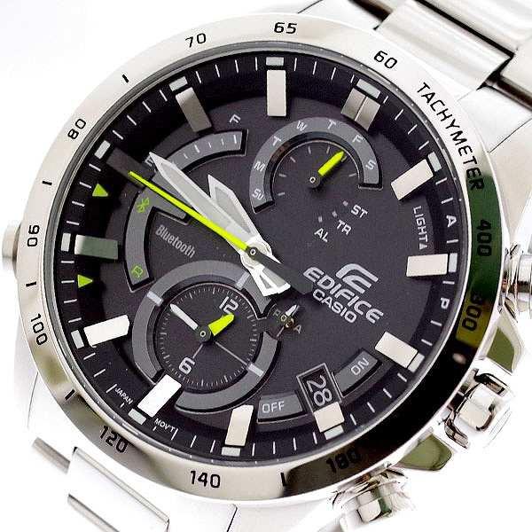 腕時計 メンズ カシオ CASIO EQB-900D-1A エディ...