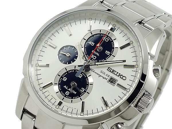 腕時計 メンズ セイコー SEIKO 海外モデル ソーラ...