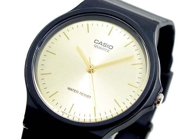 カシオ CASIO クオーツ 腕時計 MQ24-9E腕時計メン...