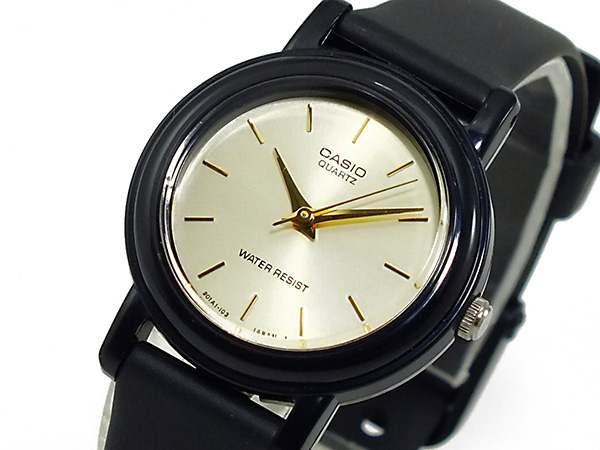 カシオ CASIO クオーツ 腕時計 レディース LQ139E...