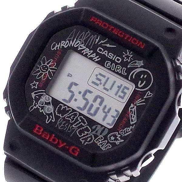 腕時計 レディース カシオ CASIO BGD-560SK-1 ベ...
