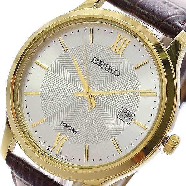 腕時計 メンズ セイコー SEIKO SUR298P1 クォーツ...