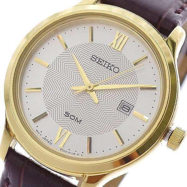 腕時計 レディース セイコー SEIKO SUR644P1 クォ...