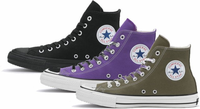 (A倉庫)CONVERSE ALL STAR 100 COLORS HI コンバ...
