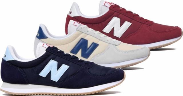 (A倉庫)ニューバランス new balance WL220 クラシック レトロ シューズ 靴 レディーススニーカー NB WL220 CRB CRA CRC 送料無料