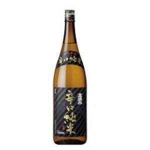 高清水 辛口純米 1.8L
