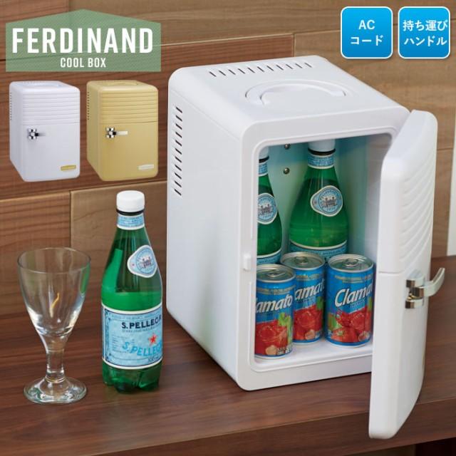 ミニ冷蔵庫 保冷庫 6L ペットボトル 保冷 冷やす ...