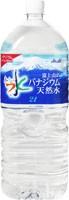 アサヒ飲料 富士山のバナジウム天然水 2L×2...