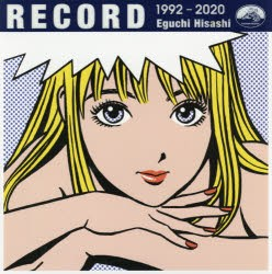 RECORD 1992−2020 江口寿史/著