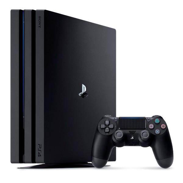 【中古】 PS4 本体 Pro 1TB CUH-7100BB01 / 中古 ...