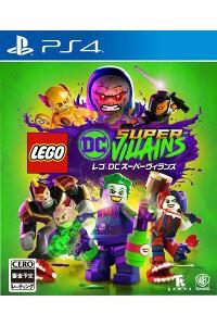 レゴ DC スーパーヴィランズ 【中古】 PS4 ソフト...