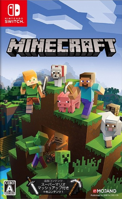 【中古】 Minecraft Nintendo Switch ソフト 任...