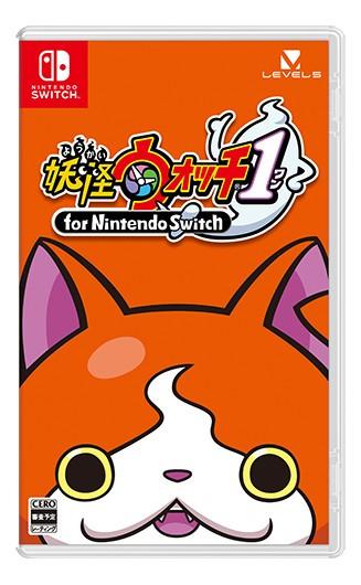【新品】妖怪ウォッチ1 for Nintendo Switch ニン...