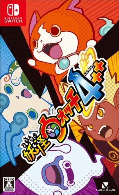 【新品】妖怪ウォッチ4++ Nintendo Switch ニンテ...