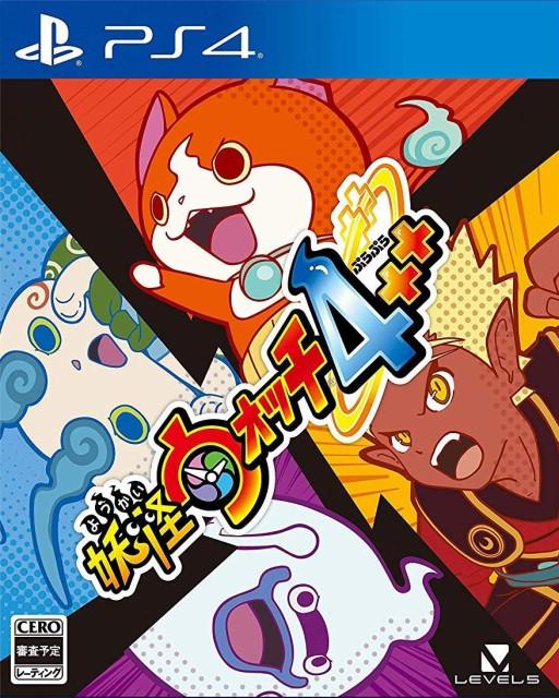 【新品】妖怪ウォッチ4++ PS4 ソフト PLJM-16556 ...